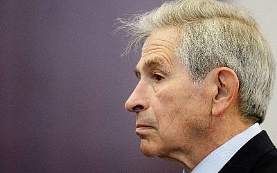 Former Deputy Defense Secretary Paul Wolfowitz, pictured on April 16, 2015. (AFP Photo/Jim Watson)