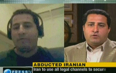 Iranian nuclear scientist Shahram Amiri in a series of videos posted from the US in 2009 and 2010. He was executed in Iran on August 3, 2016. (Screenshots)