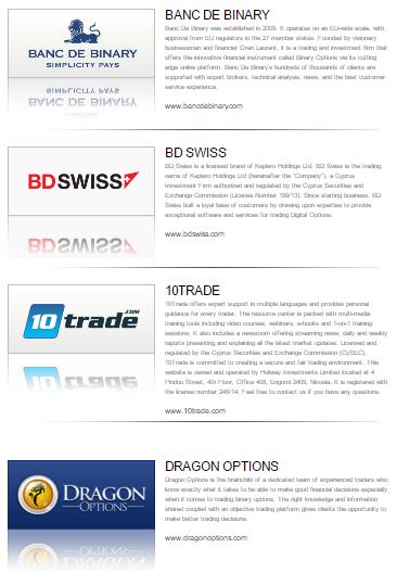 Binary options israel companies