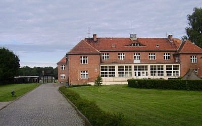 Stutthof concentration camp (Public Domain/Wikipedia)