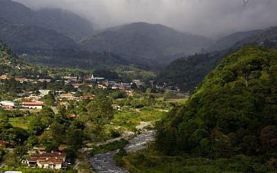 A town in Panama's Chiriquí province, illustrative (CC-BY SA Ayaita/Wikipedia)