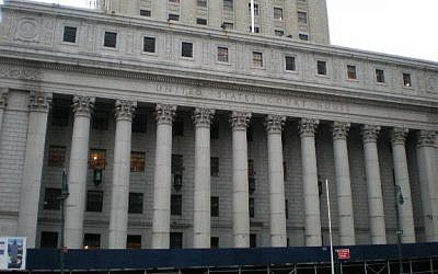 The Thurgood Marshall United States Courthouse, seat of the 2nd US Circuit Court of Appeals, in Manhattan, New York. (CC BY-SA 3.0 WTM Sheila/Wikipedia)