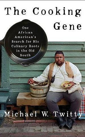 Michael Twitty's upcoming book, 'The Cooking Gene' will be released in 2016 by HarperCollins. (Courtesy)