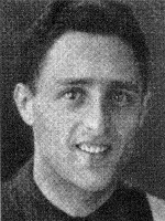 Eddy Hamel, the first Jew to play for Amsterdam's Ajax club (public domain)