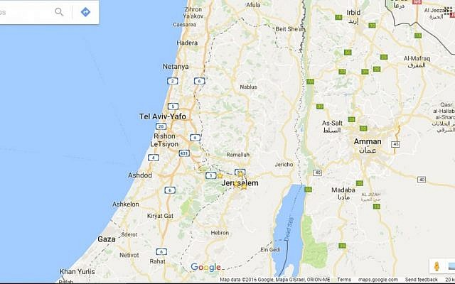 Contrary to claim, Google didn't wipe Palestine off Maps ... on harpercollins israel, youtube israel, driving directions in israel, world map israel, fotos de israel, bible map judah and israel, mapquest israel, map of israel, google earth israel, we love israel, azotus israel, kibbutz israel,