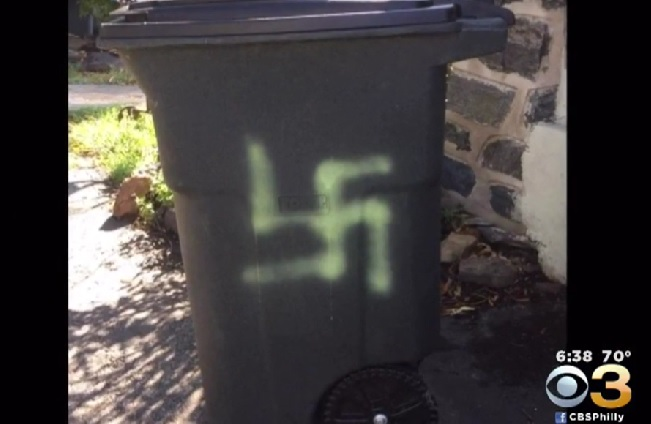 Town Rallies Around Jewish Family Hit By Swastika Graffiti The