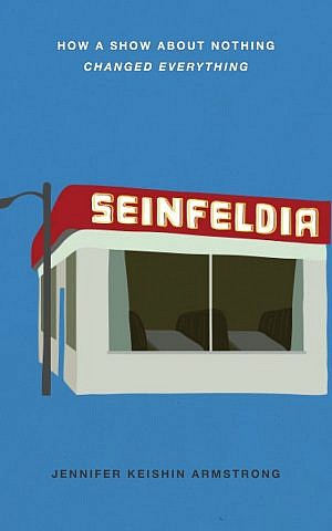 Cover of 'Seinfeldia.' (Courtesy Simon and Schuster)