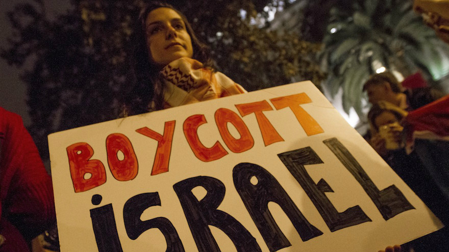 Israel publishes list of BDS-linked groups banned from entry
