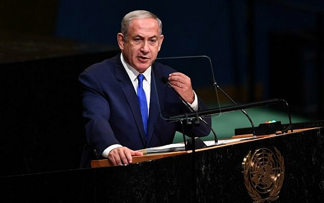 Netanyahu to meet with US Jewish leaders on sidelines of UN