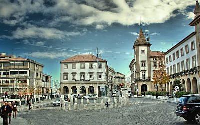 Covilha, Portugal (Feliciano Guimarães/ Flickr, CC BY 2.0)