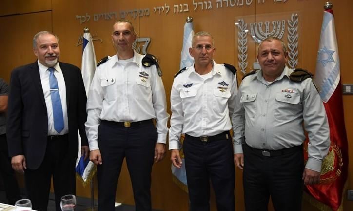 IDF gets new top sailor, as Eisenkot makes fresh