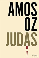 The English language cover of 'Judas,' Amos Oz's first novel in a decade (Courtesy Amazon)