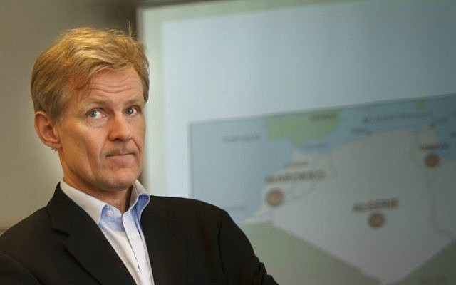 Former Norwegian politician and head of the Norwegian Refugee Council Jan Egeland, 2011. (Flickr/HSHorg/CC BY-ND 2.0)