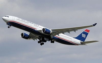 Illustrative photo of an Airbus A330 aircraft. (Wikimedia/Public domain)