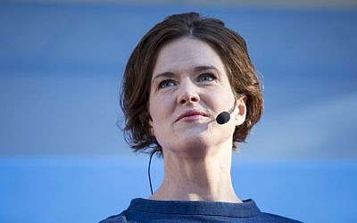 Swedish opposition leader Anna Kinberg Batra (Per Pettersson, via Wikipedia CC BY 2.0)