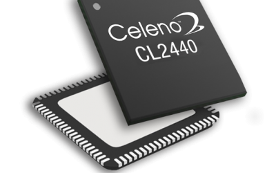 Celeno Communications chips for Wi-fi (Courtesy)