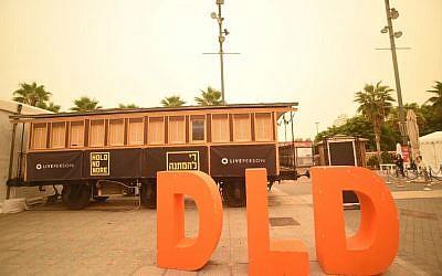 DLD celebrations in Tel Aviv (Courtesy: Kobi Koankas)
