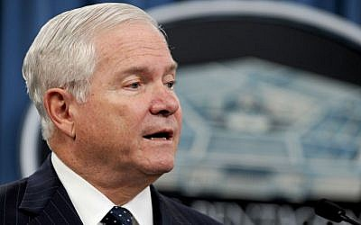 Former US secretary of defense Robert Gates. (R. D. Ward/defense.gov/Wikipedia/public domain)