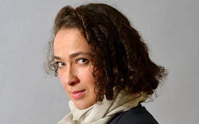 Rabbi Delphine Horvilleur (photo credit: Jean-François Paga)