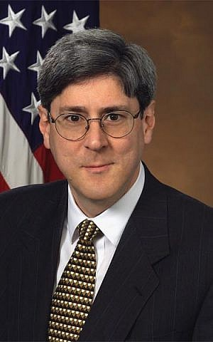 Former US undersecretary of defense for policy Douglas Feith. (Public domain)