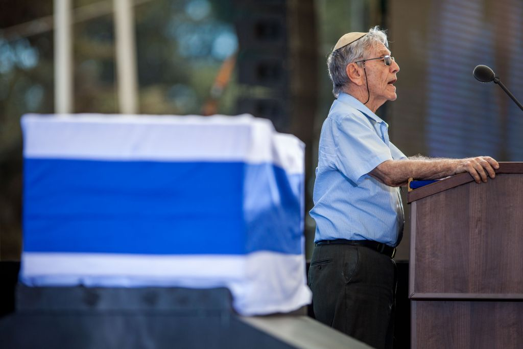 There are no traitors, says Amos Oz, only those unafraid of