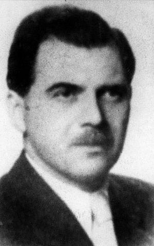 WWII war criminal Josef Mengele, seen here in a photo from 1956. (AP)