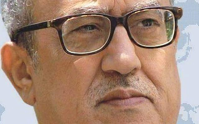 Jordanian journalist Nahed Hattar assassinated on September 25, 2016 in Amman, Jordan after posting a cartoon deemed offensive to Islam. (Facebook)