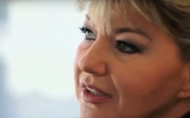 Odelia Karmon (YouTube screenshot)
