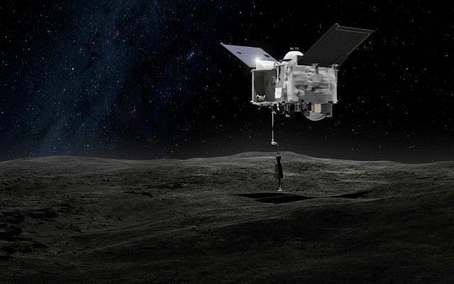 NASA spacecraft sets off for asteroid that may hold clues on