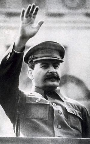 Joseph Stalin in July, 1941, the year after he ordered the assassination of Leon Trotsky. (Public domain)