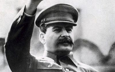 Joseph Stalin in July, 1941. (Public domain)