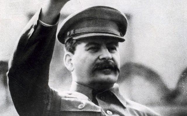 Joseph Stalin in July, 1941. (Public domain)
