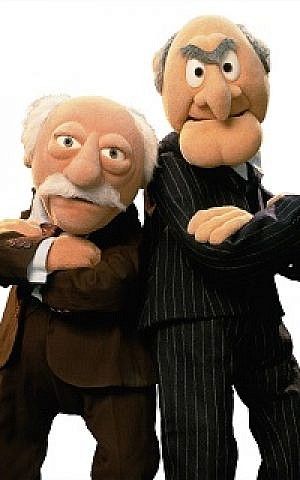 Statler and Waldorf (Disney)