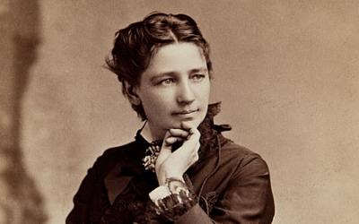 Victoria Woodhull. (Wikipedia/Bradley & Rulofson, 429 Montgomery Street, San Francisco/Harvard Art Museum/Fogg Museum, Historical Photographs and Special Visual Collections Department, Fine Arts Library/public domain)