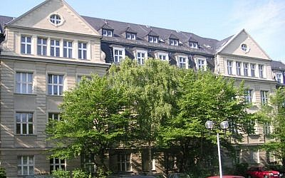 The former Kaiser Wilhelm Institute for Biology buiding in Berlin. (CC-BY-SA 3.0/Torinberl/Wikimedia)