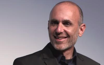 Israeli filmmaker Joseph Cedar, at the Toronto International Film Festival. (Courtesy YouTube screen grab)