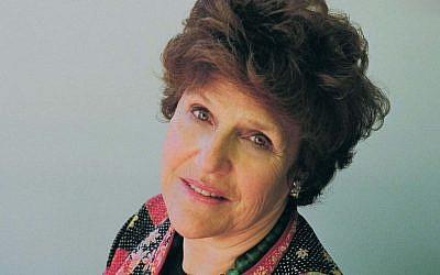 Joan Nathan (Courtesy of Nathan/via JTA)