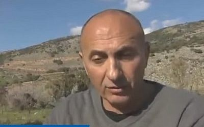IDF Colonel (res.) Kobi Marom (screen capture: YouTube)