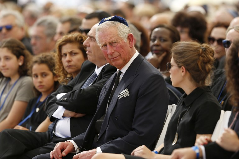 Prince Charles's Letter From 1986 Blamed Jews for Unrest in Middle East