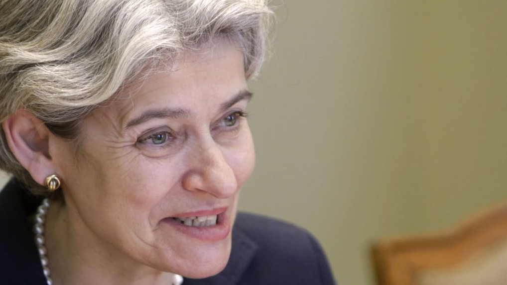 French candidate picked as next UNESCO chief