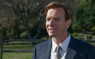 Ewan McGregor starring as Swede Levov in 'American Pastoral.' (Richard Foreman/JTA)