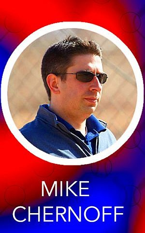 Mike Chernoff (JTA)