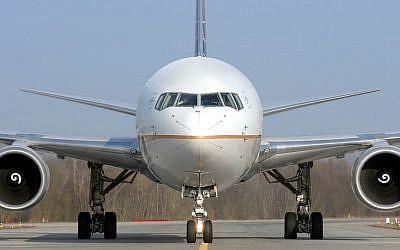 Illustrative: A Continental Airlines 767 at Newark Airport. (Wikipedia/Altair78/GFDL 1.2)