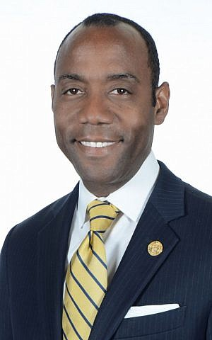 Cornell William Brooks, President of the NAACP. (Courtesy NAACP)
