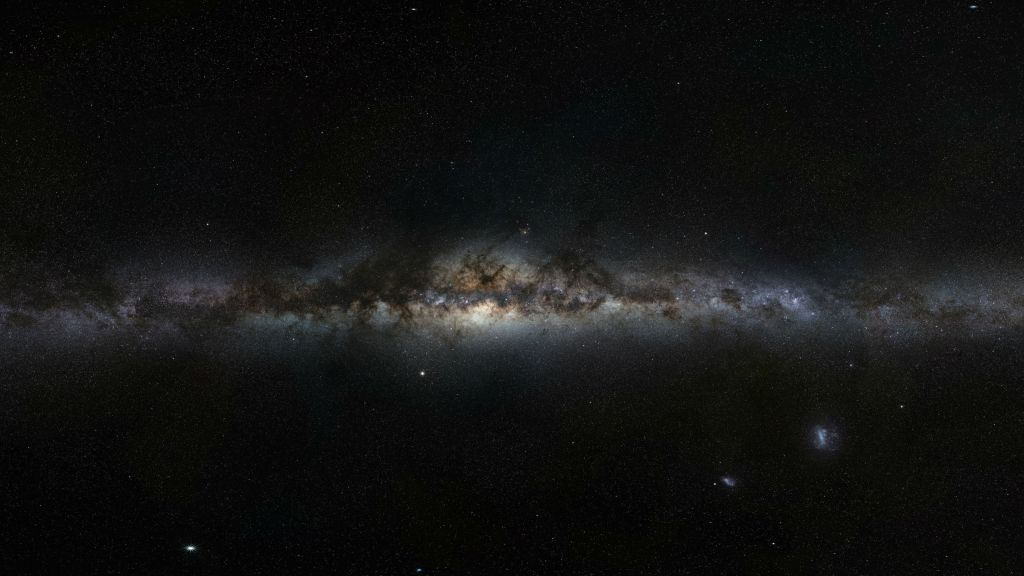 Vast new Milky Way map to reveal how galaxies form | The Times of ...