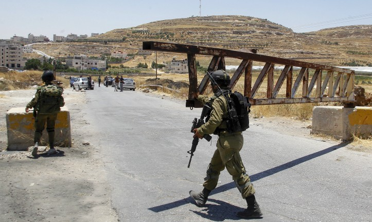 Palestinian Officials Slam Israel over Plans to Isolate the Arab Village