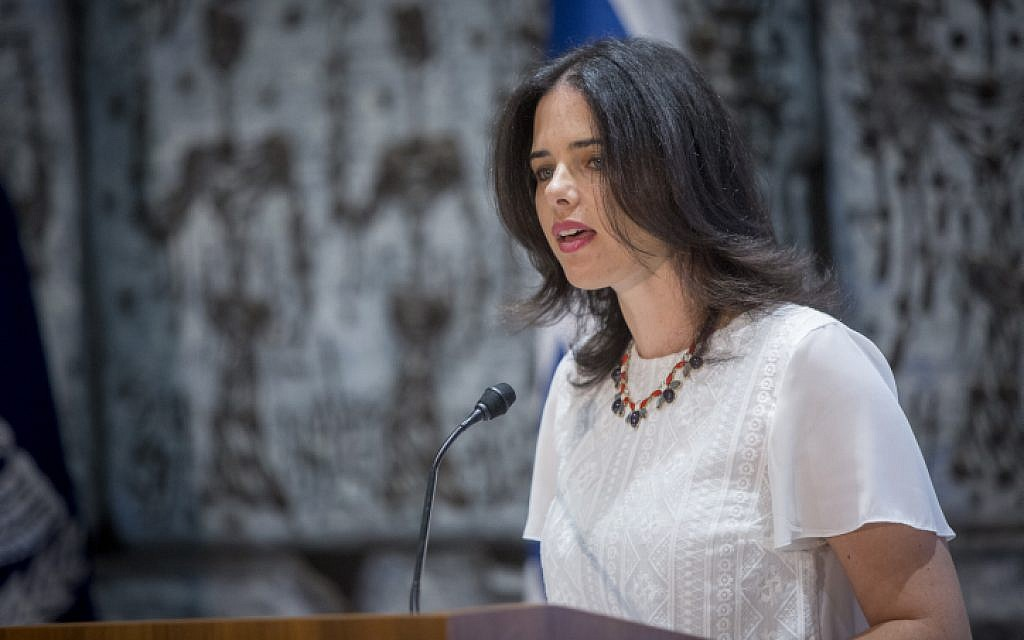 In Manifesto Minister Says A More Jewish Israel Will Be More