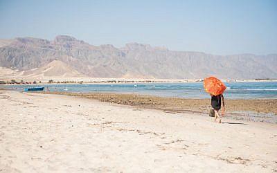 Illustrative photo of a resort in the Sinai Peninsula, October 16, 2016. (Johanna Geron/FLASH90)