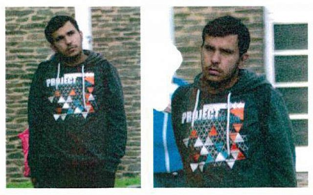 """Photos provided by German police show 22-year-old Syrian asylum seeker Jaber Albakr, from Damascus, who Berlin authorities say was """"radicalized"""" and sought to carry out a terror attack on German soil. (Police Sachsen via AP)"""