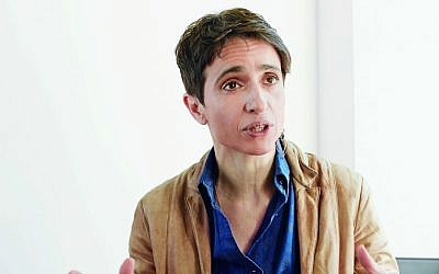 Masha Gessen, author of 'Where the Jews Aren't.' (Lee Towndrow)